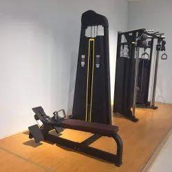 Seated Rowing Gym Machine