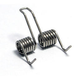 Double Torsion Springs