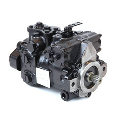 Cat424b Hydraulic Pump Service