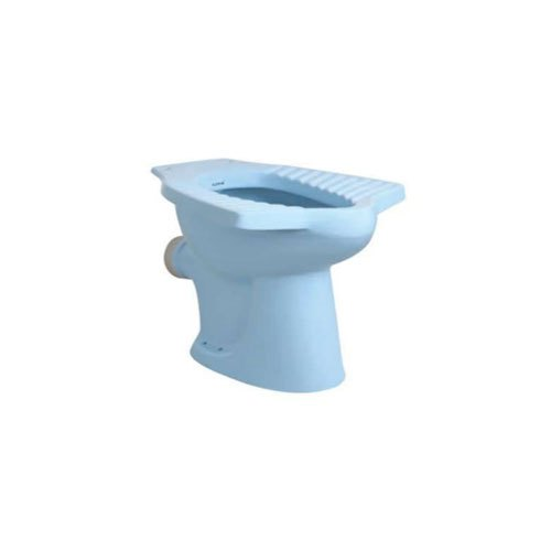Alpine Blue Anglo Indian Water Closet, Packaging Type: Box