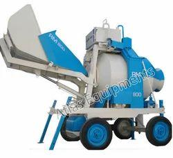 Atlas Semi-Automatic Mini Concrete Batch Mixer, Capacity: 500 kg