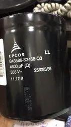 Aluminium Electrolytic B43586S3468Q1 Epcos Capacitors, For Abb Drive, Stud Type