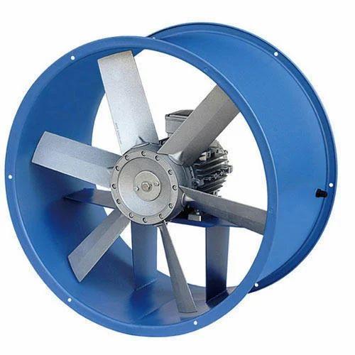 Duct Axial Flow Fan At Rs 5000 Unit Gandhi Nagar