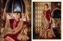 Kadambari Jam Silk With Butti Work Festival For Designer Lehenga Suits