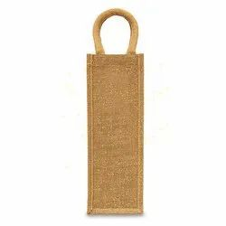 Natural Jute Bottle Bag