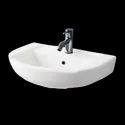 Ceremic Ceramic Wall Hung Wash Basins, For Bathroom, Model Name/number: Benelave