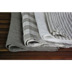 Linen Woven Kitchen Towels