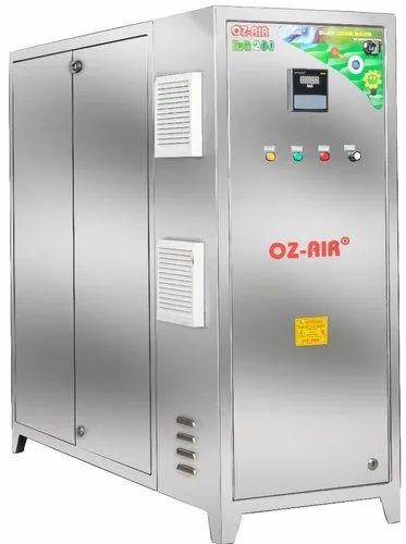 Industrial Ozone Generators (5 Gm/Hr to 10 Kg/Hr)