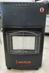 LIMINON Stainless Steel Gas Room Heater, Model Name/Number: Limi-grh