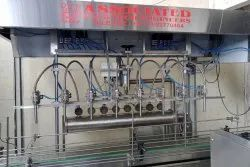 5 Liter Oil Filling Machine