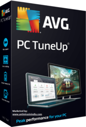 AVG PC Tuneup Software