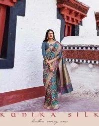 Rajtex Kanika Silk Saree