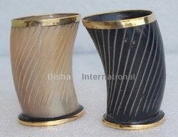 Natural Horn Mugs, For Drinking