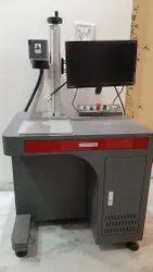 Metal Fiber Laser Engraving Machine