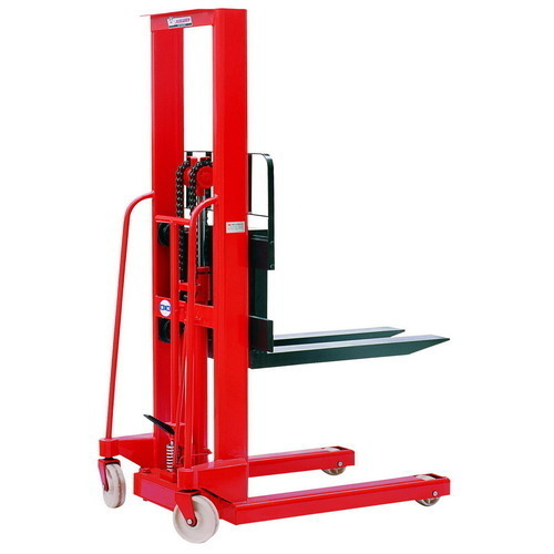 Best Car Cleaning Products >> Hydraulic Stacker - Manual Hydraulic Stacker Manufacturer