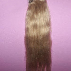 Brown Coloured Remy Hair