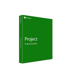 Microsoft Project 2016 Professional, 1 Ghz
