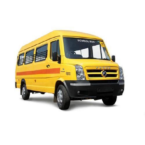 Force Tempo Traveller School Bus (17 D) Hb Ps Abs