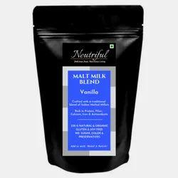 Malt Milk Blend - Vanilla