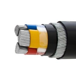 3 Core Aluminium Armoured XLPE PVC Cable