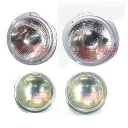 Assembly Round Head Lamp