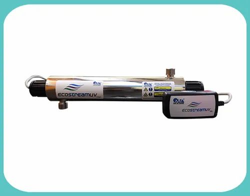 Alfa uv lamp UV System, For Industrial, Capacity: 250 Lph