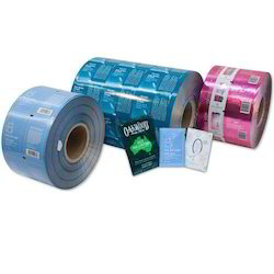 Laminated Plastic Packaging Roll