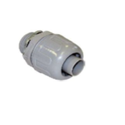 Pvc Straight Liquid Tight Connector, Packaging Type: Box