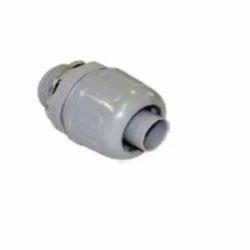 PVC Straight Liquid Tight Connector