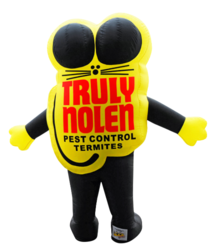 Inflatable Cartoon Costume