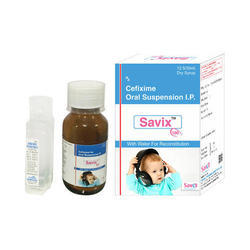 Cefixime Dry Syrup 100mg