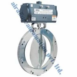 Pneumatic Actuator Pharma Butterfly Valve