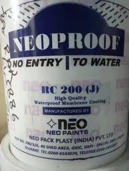 Neoproof Rc 200 Roof Proofing For Exposed Application