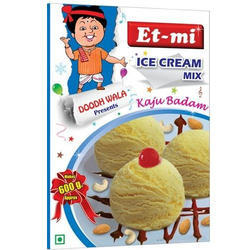 Kaju Badam Instant Ice Cream Mix 100g