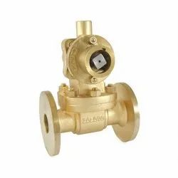 1052 Bronze Parallel Slide Blow Off Valve