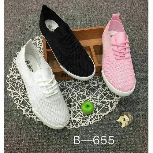 73ba55e396c4 New Ladies Canvas Shoes