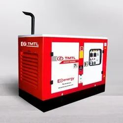 Fully Automatic Air Cooling Eicher Engines Generator / Genset 20 kVA, Model Name/Number: 323 ES(Engine)