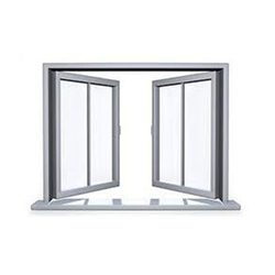 Rectangular Aluminium Home Window