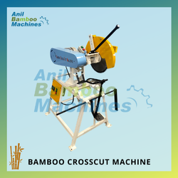 Bamboo Crosscut Machine