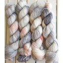 Dyed Woolen Yarn, For Knitting