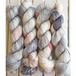 Dyed Woolen Yarn