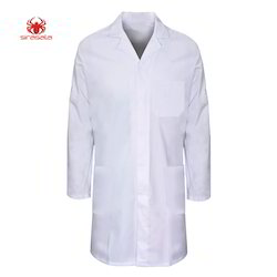 Pharmaceutical Lab Coat