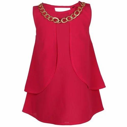 stylish top ladies dress