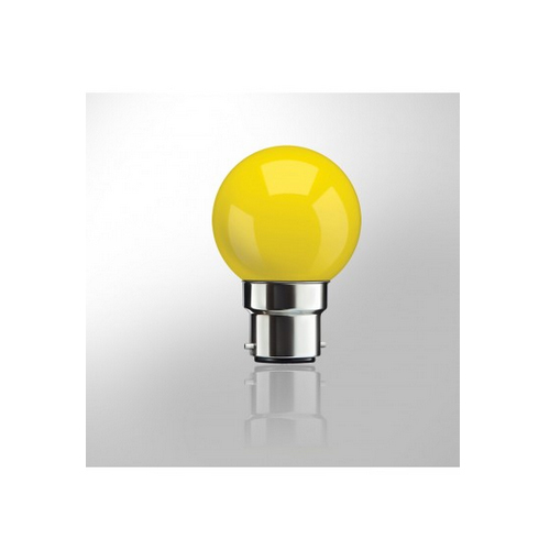 Syska Led 1 Watt Bulbs Yellow