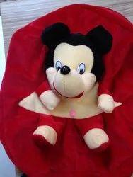 Rad  Teddy Soft School Bag