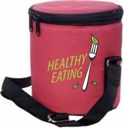 Insulated Unisex Round Lunch Bags
