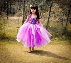 Lilac Blossom Tutu Dress