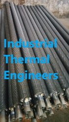 Thermal Exchanger Tube Finned Tubes, For Drying And Heating System, Size Diameter: 1 Inch