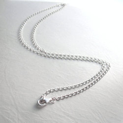 Long Sterling Silver Chain