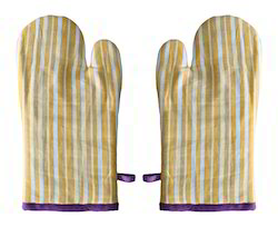 Home Kitchen Stripe Glove